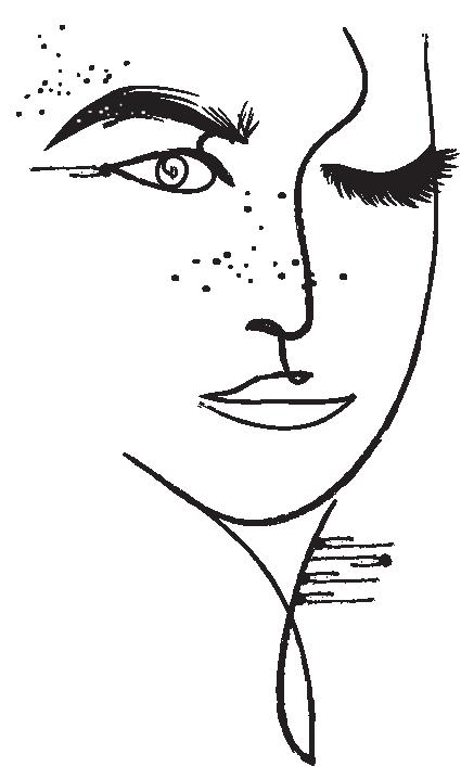 Behandlinger til bryn og vipper hos Hasseris Skin Lounge