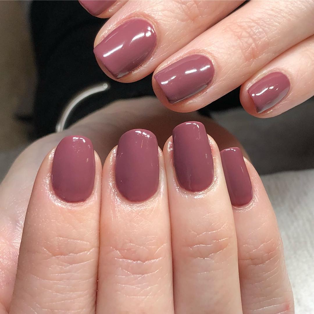 Married to the mauve hos Hasseris Skin Lounge