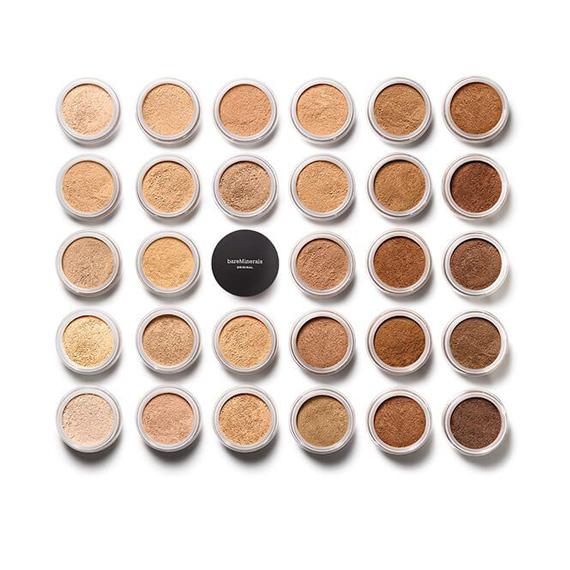 Køb Bare Minerals makeup produkter hos Hasseris Skin Lounge